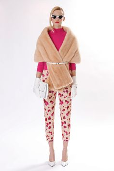 Michael Kors Collection Pre-Fall 2013 Fashion Show - Daria Strokous