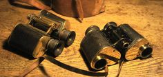 """Per Corell 23. marts 2013 ·  ·  the two Zeiss Feldstecher 12X in the collection ;  serial number """"9821"""" serial number """"10403"""" Year 1897. Weight 785 G."""