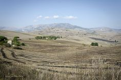 Le Madonie (Li Marunìi in sicilian) National Park, Sicilia, Italia - photo by Guido van Olffen #sicilia #landscapes #itallianlandscapes #lamadonie