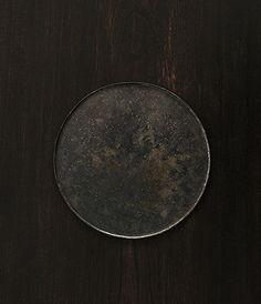 Kanehen PlateArtist: kanehen made in Japan of nickel silver, 17cm diameter