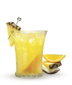 Cruzan Endless Summer Punch 1 part Cruzan® Pineapple Rum 1 part Cruzan® 9 Spiced Rum 1 part Cruzan® Coconut Rum 2 parts Orange Juice 2 parts Lemonade