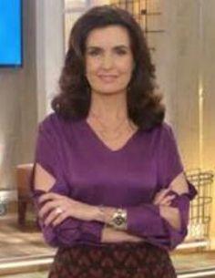 Blusa Fátima Bernardes