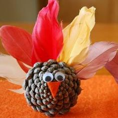 diy turkey decor next Thanksgiving
