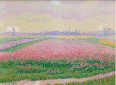 Field of Flowers in Bloom
