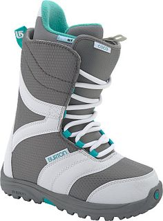 Burton Women's Coco Snowboard Boots - 2014/2015 want these so bad!