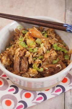 Khao Pad Kaï, riz sauté thaïlandais trop facile (Paris dans ma cuisine)