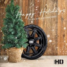 "Fast HD Series on Instagram: ""From our family to yours! Here's to a happy, healthy holiday season for all! De notre famille à la vôtre ; bonnes fêtes et tout cela en…"" Wheels And Tires, Cannon, Instagram, Happy Name Day, Everything"
