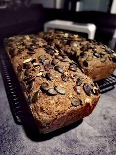 Banana Bread, Keto, Baking, Anna, Food, Bakken, Essen, Meals, Backen