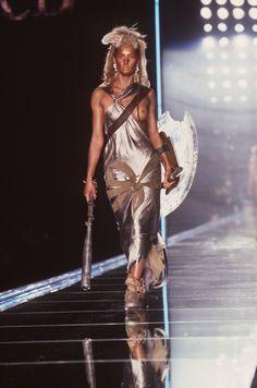 John Galliano for Christian Dior Spring Summer 2001 Haute Couture