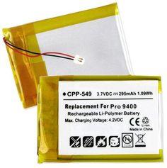 Empire Scientific CPP-549 Jabra Pro 94000 3.7V 295Mah Li-Pol Battery