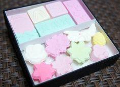 【高級感あふれるお土産をいただきました♪】「和三盆」 足立美術館・島根県   お菓子タイムズ