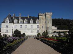 Castillos de la vall de Loire