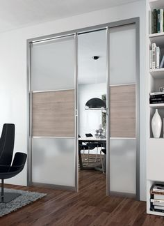 1000 images about placard on pinterest merlin dressing and flush doors. Black Bedroom Furniture Sets. Home Design Ideas