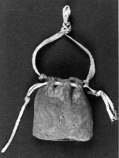BALaT KIK-IRPA. Spanish relic bag, 1101-1200. Object number 43160.