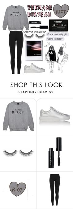 """♡Teenage Dirtbag♡"" by blue-eyed-beauty13 ❤ liked on Polyvore featuring Prada Sport, CASSETTE, Sephora Collection, Bobbi Brown Cosmetics and Polo Ralph Lauren"