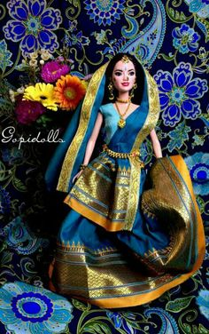 Sudar gopi BArbie doll....