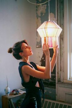 pendant light //