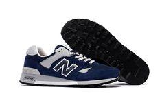 New Balance 577 Women's Blue Shoes M577NG