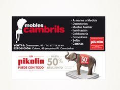 Estreno este 2014 de una nueva promoción en colchones Pikolin en Mobles Cambrils con #Pikolin_Cambrils #TiendaDeMuebles en #Cambrils #Tarragona