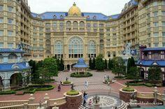 The Disneyland Hotel at Disneyland Tokyo