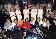 Biker girl gang JAPANESE GIRL GANGS OF THE 70S