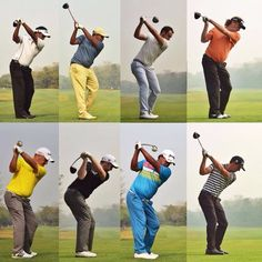How could you consistently make golf swings which get you low scores? Do your golf drills diligently. Below are just some of golf drills that will help Golf Instructors, Golf Putting Tips, Golf Videos, Golf Exercises, Golf Tips For Beginners, Perfect Golf, Golf Training, Golf Quotes, Golf Sayings