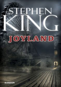 """theliteraryjournals: """" BOOK OF THE DAY: Joyland by Stephen King Set in the 1970s Stephen King's Joyland makes us deeply nostalgic and reminds us of vintage King: fun, eerie, a tad romantic, and mysterious. Kevin Jones a college student lands a summer..."""
