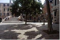 Campo dei gesuiti, Venezia