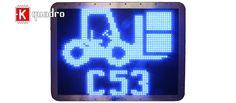 PMV-6448 Pannello a messaggio variabile grafico