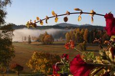 Herbstferien in Bayern, Soier See, Ammergauer Alpen - Fall holidays in #Bavaria, lake #Soien, Ammergau Alps
