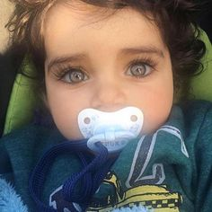 baby, eyes, and child image Baby Kind, Pretty Baby, Pretty Eyes, Cute Baby Pictures, Baby Photos, Beautiful Baby Pictures, Beautiful Images, Beautiful Children, Beautiful Babies