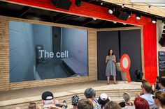 On Thursday, the Guardian's Special Projects Editor, Francesca Panetta, paid a visit to the YouTube Beach in Cannes to discuss her virtual reality project 6x9, and the role VR has to play in the future of journalism.