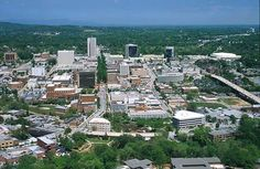 Greenville, SC Downtown // yeahTHATgreenville