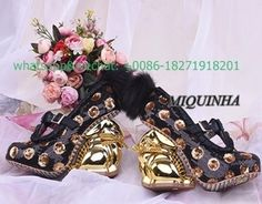 (101.80$)  Buy here - http://aihdk.worlditems.win/all/product.php?id=32803965507 - new design rabbit heel women pumps chrysanthemum beads lace platform black pink shoes hollow out buckle strap fur ribbon shoes