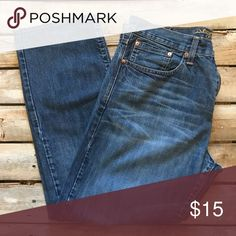 Men's American Eagle jeans Relaxed/straight fit. No rips or holes. American Eagle Outfitters Jeans Straight