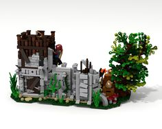 LEGO Ideas - The Ruins Hideout