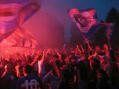 @Pandiiiiiiii #mybestsampmoment2012 @U.C. Sampdoria ...piazzale fuori Varese... che bolgia!!!!!