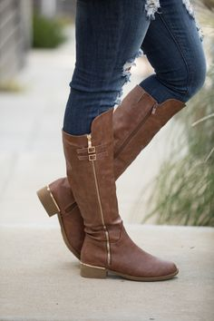 The Ainsley Boots CLEARANCE - The Pink Lily Fall Winter Shoes d853dc134