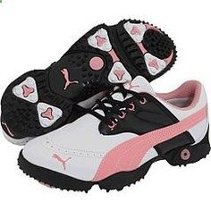 Golf Shoes - there are few things that make me wish we still had the golf course..... this is one of them :)