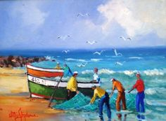 Fine Art Portfolio represents established (since South African Art Galleries & Artists Nautical Painting, South African Art, Boat Art, Bedroom Pictures, Nature Paintings, Art Portfolio, Magazine Art, Homeland, Watercolour