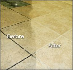 Good Evening Everyone Today I Would Like To Share The Importance Of Getting Your Tiled Floors Well Cleaned For Both Commercial And Residential