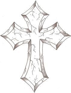 Cross Drawings On Pinterest Tattoos Crosses And Tattoo