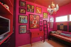 fuchsia room - Yahoo Image Search Results