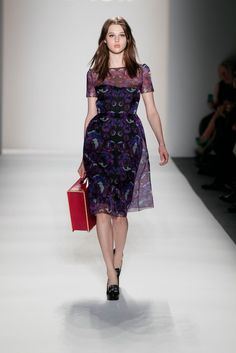 HonorHonor designer Giovanna Randall produces all of her gorgeous wears in NYC. That may hike the price up a bit, but it shows in the quality, attention to detail and original prints.