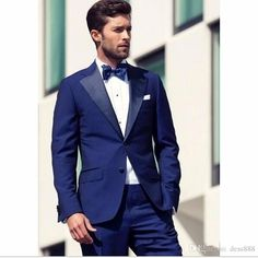 d85ebeb48d35 Prom Suits - The right color for your graduation suit Prom Suits best royal  blue mens