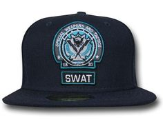 Gotham SWAT 59Fifty Fitted Cap by DC COMIC x NEW ERA