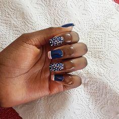 Nails by Cece Blue Gel, Nail Art, Nails, Beauty, Finger Nails, Ongles, Cosmetology, Nail Arts, Nail Art Designs