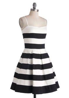 Rooftop Brunch Dress | Mod Retro Vintage Dresses | ModCloth.com---- Retro, but modern. Simple, but cohesive.