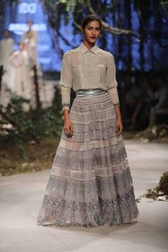 Tarun Tahiliani, Amit Aggarwal Collection at Amazon India Fashion Week Finale