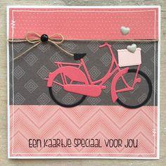 LindaCrea: I Like to Ride my Bicycle #9